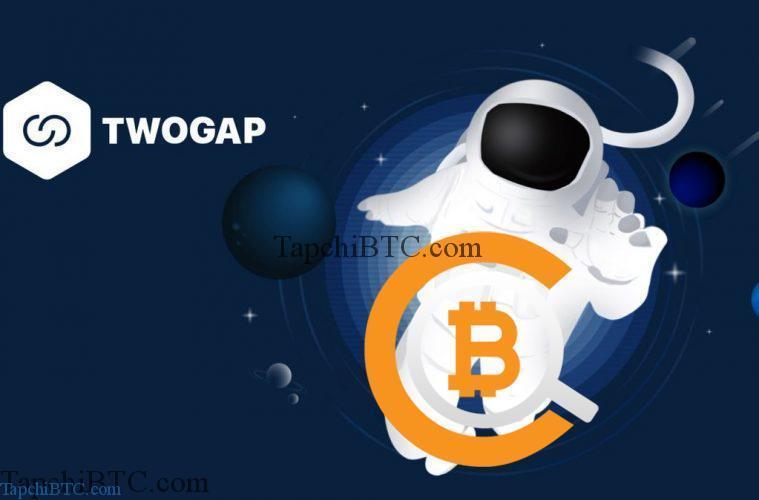 TwoGap là gì? Tìm hiểu về dự án TwoGap ICO