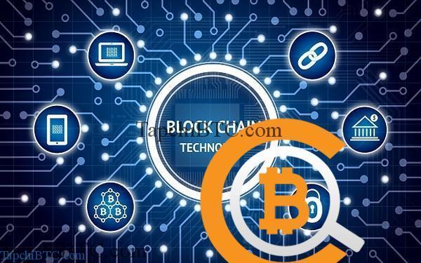 Blockchain cứu cánh cho ngành xuất khẩu