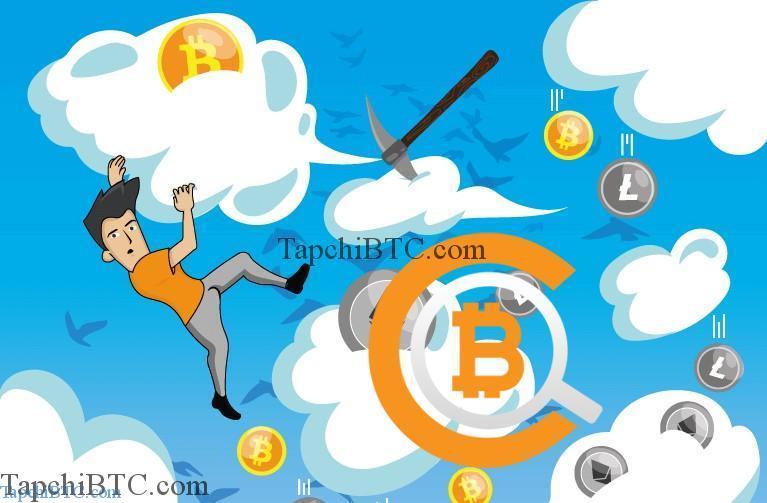 Đào Bitcoin trên nền tảng đám mây