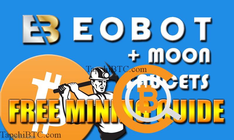 Hướng dẫn đào Bitcoin trên Eobot