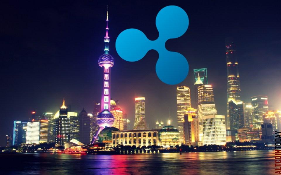 Ripple thâm nhập thị trường Trung Quốc thành công